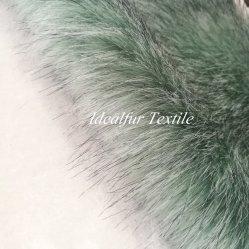 Het groene Valse Bont van de Mink van het Bont van de Wasbeer