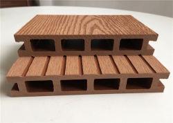 أرضية مركبة مضادة الانزلاق من الخشب البلاستيكي / أرضية خشبية من خشب PE للحديقة