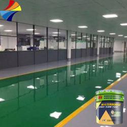 Epoxidharz-flüssige Fabrik-konkreter Fußboden-Farbanstrich