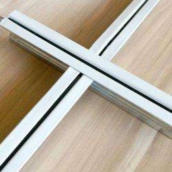 Plafond pour le plafond de la grille T-châssis, Système de profils de plafond