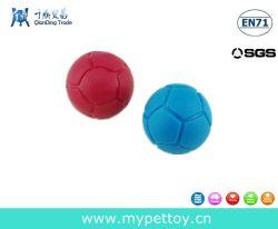 Натуральный каучук футбола стаей пищащих игрушек игрушка для собак
