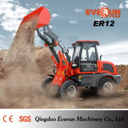 El mercado europeo de la máquina de movimiento de tierra Er15 Con cabina ROPS y FOPS