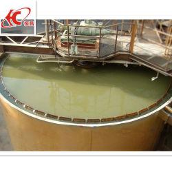 Espessador de lamas de mineração de ouro fábrica CIP
