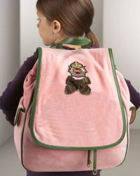 Детский/детей и учащихся школы в рюкзак сумки для девочек (MH--55039)