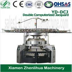 二重Computerized Jacquard Circular Knitting Machine (刺繍機械) (ミシン)