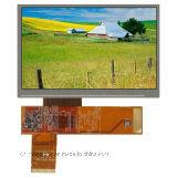 Résolution d'écran 5.0inch Snag 800*480 TFT LCD RVB