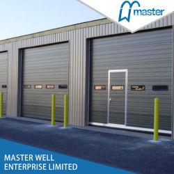 Corte transversal de Elevação Vertical Industrial automática da porta superior para depósito de logística/Factory