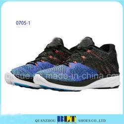 人のための熱い販売のブランドのFlyknitのスポーツの靴