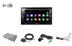Voiture GPS pour Android Navitation Case Pioneer/Kenwood/Sony/JVC (800*480)