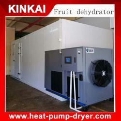 Cercle d'air chaud commerciale salle de séchage pour les fruits et légumes