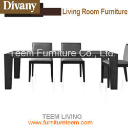 식당 Furniture를 위한 나무로 되는 Dining Table