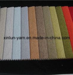 Jacquard imprimé décoratif de linge 100 % polyester Tissu canapé