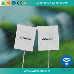 Document van uitstekende kwaliteit I de Zelfklevende Sticker NFC van Sli RFID van de Code voor Gebeurtenis