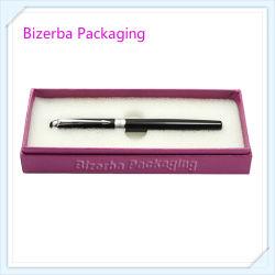 Carton d'impression de papier personnalisée Emballage pour stylo
