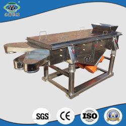 Dois Pavimentos Vibração Industrial Máquina da Peneira de triagem de adubo de ácido fosfórico