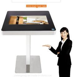 """Yashi 22"""" 10 L'écran tactile capacitif de point Smart Table à café du restaurant"""
