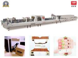 Xcs-800PC boîte en carton<br/> Automatique Machine de pliage et de l'encollage