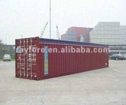 Nieuwe Open Top Container met SOFT of Hard Top