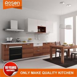 MDF-Design mit Möbeln Aus Melamine Surface Wooden Kitchen Cabinets
