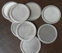 ステンレス鋼の押出機スクリーンのパックかフィルタ・ガーゼのパックまたは円の網目スクリーンまたはフィルターディスク