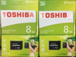 8 Go de haute qualité 16Go et 32 Go à 64 Go de cartes SD carte Micro SD carte Micro SD carte MMC Memomry TF carte SDHC carte CF pour Toshiba TF carte CF SD TF carte C10