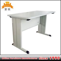 Stahlrahmen MDF-Tabletop Kursteilnehmer-Studien-Schreibtisch-Möbel