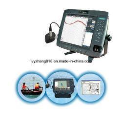 Wassertiefe Finder DGPS, VDR, Koordinaten, automatisch aufgezeichneter Wegpunkt hohe Genauigkeit HD370 Digital Echo Sounder Preis