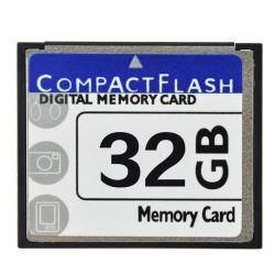 Реальные возможности Compact Flash 150 x 300 x 600 x 1000 X 32-ГБ карту CF