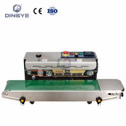 Kontinuierliche Band-Abdichtmassen-Edelstahlkarosserie mit digitaler Temperatursteuereinheit FR-900SD