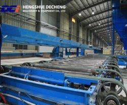 آلات صناعة القبسم الصينية (من نوع الغاز/النفط/الفحم)