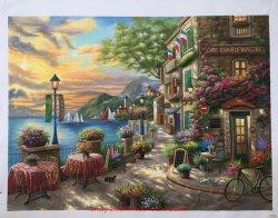Reproductie van de Beroemde Olieverfschilderijen van Thomas Garden van de Kunstenaar