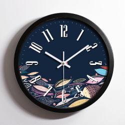 Digital DIY Custom Vintage Retro Horloge murale de châssis