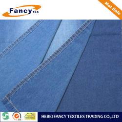 100% algodón suave tejido jeans Shirting