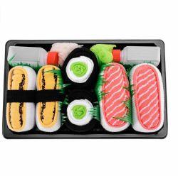 3 Paar Thunfisch-Lachs-Gurke Maki Lustiges Geschenk