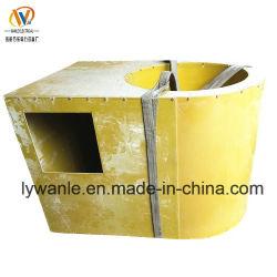中間中間周波数の金属の誘導の誘導の暖房の鍛造材の炉