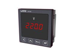 Voltmètre/Voltmètre numérique à LED/Single -Phase AC Voltmètre numérique/Lnf22e voltmètre