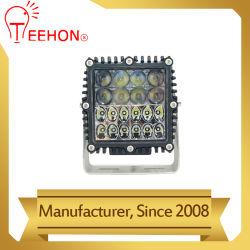 Heavy Duty LED carrés 60w du véhicule d'éclairage de travail