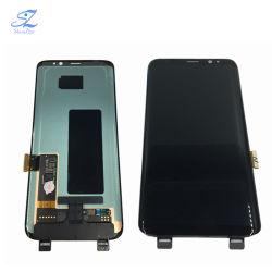 Smart mobile téléphone cellulaire écran tactile LCD pour Samsung S8 Edge G9500