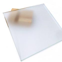 Bereiftes Glas-Säure ätzte Glas für Dusche-Raum