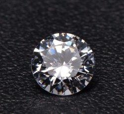 Definição de cera AAA Zircónia Cúbicos Estrela de Pedra Branca Corte CZ Diamond