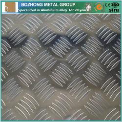 Comercio al por mayor de 10mm 20mm 30mm de espesor de 2217 el precio de la placa de cuadros de aluminio