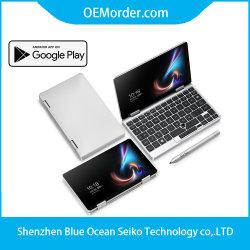 Die 7 Zoll-Pocket Tablette eine 360 Grad-Umdrehungs-Stützhandschrifts-Noten-Infrarotmäusesteuerfingerabdruck entsperren Tablette-Laptop