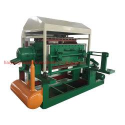 ナイジェリアの機械を作る機械卵の皿をリサイクルする1500PCS/H紙くず