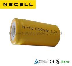 NiCd 1,2V C 2500Мач Ni-CD C2500 аккумулятор