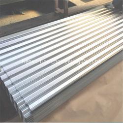 O Metal Roofing Tapume Fachada-Empurrador Chapas onduladas Gl Folhas Aluzinc