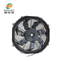 KoelVentilator van de Condensator van de Radiator van gelijkstroom 12V 24V 16inch de As Brushless