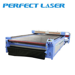 Laser Cutter with Auto Feeding System for Garment Fabric
