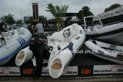 Liya 4.3m надувные лодки ребер редакционной лодки Сделано в Китае