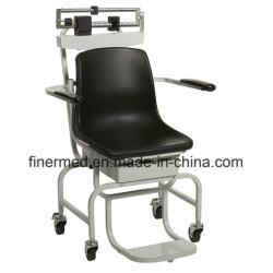 医学のデジタル電子機械椅子の車椅子のスケール