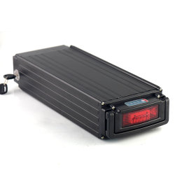 Литий-ионный 48V 12AH 750W Li Ion электрический велосипед аккумулятора мигают лампа USB